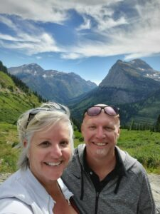Bucket List check Going to the sun road glacier national park