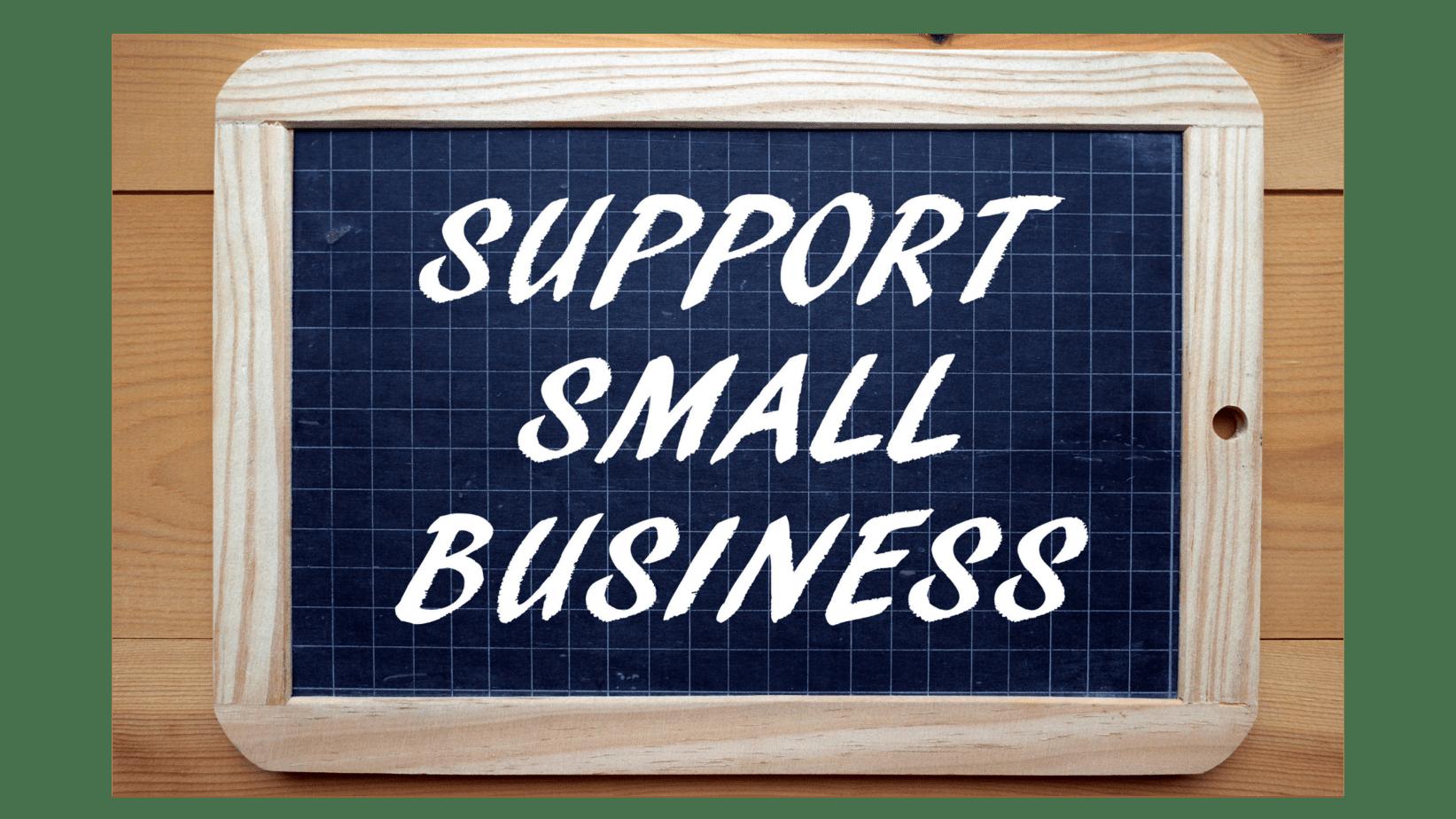 Support Small Biz