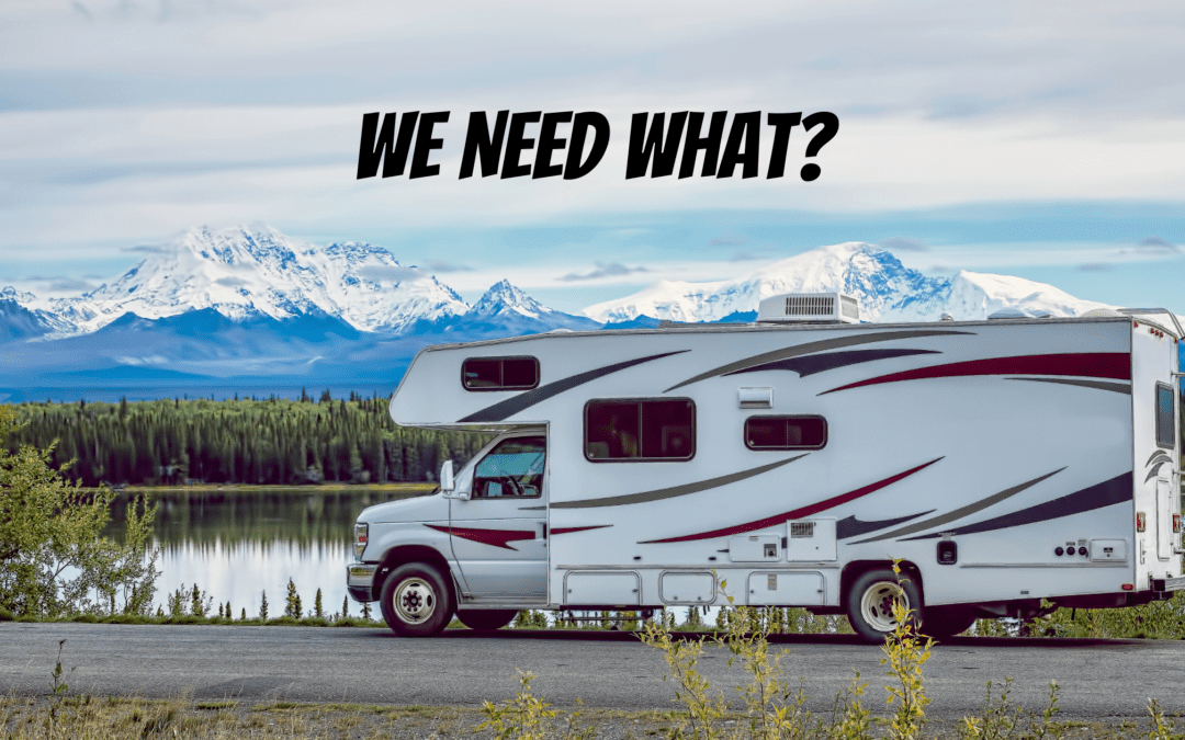 You Are Going To Need These Three Items In Your RV
